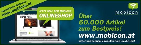 Mobicon Online Shop - mehr als 60.000 Artikel