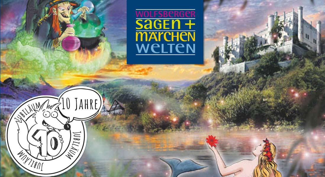 10 Jahre Märchenwelten der Einkaufsstadt Wolfsberg