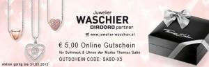 Thomas Sabo bei Juwelier Waschier Online kaufen