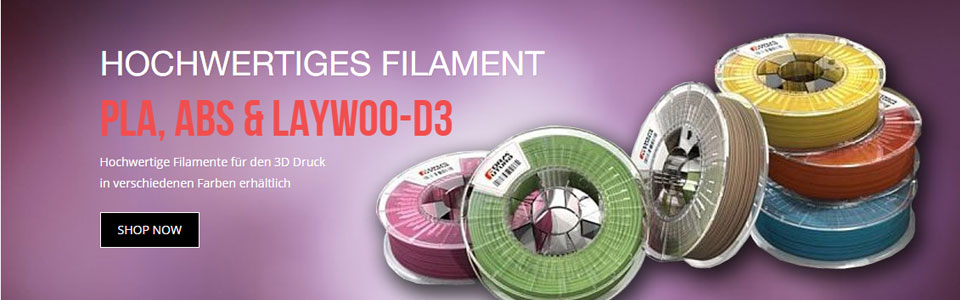 3D Druck, 3D Filamente bei your-filament.com